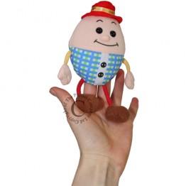 Humpty Dumpty Finger Puppet
