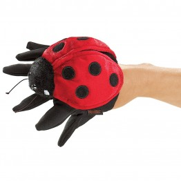 Ladybug Hand Puppet