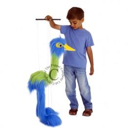 Blue Bird Marionette