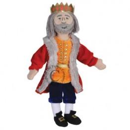 King Finger Puppet