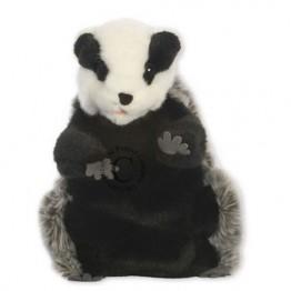Badger (European) Hand Puppet