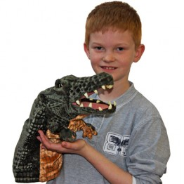 Crocodile Stage Puppet