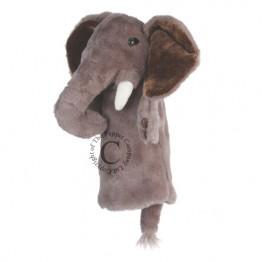 Elephant CarPet Glove Puppet