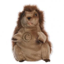 European Hedgehog Hand Puppet