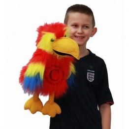 Large Bird - Scarlet Macaw