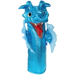Sea Serpent Stage Puppet