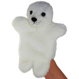Seal Glove Puppet