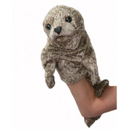 Harbour Seal hand Puppet