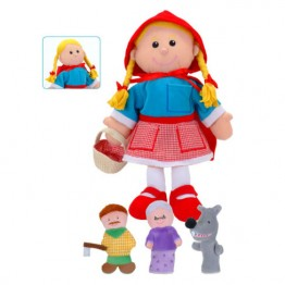 Red Riding Hood Set