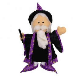 Merlin the Wizard Hand Puppet