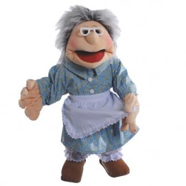 Grandmother Hand Puppet