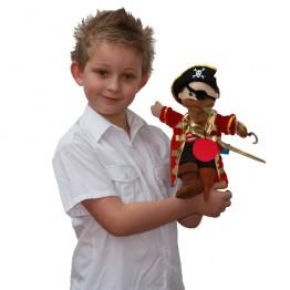 Pirate Glove Puppet